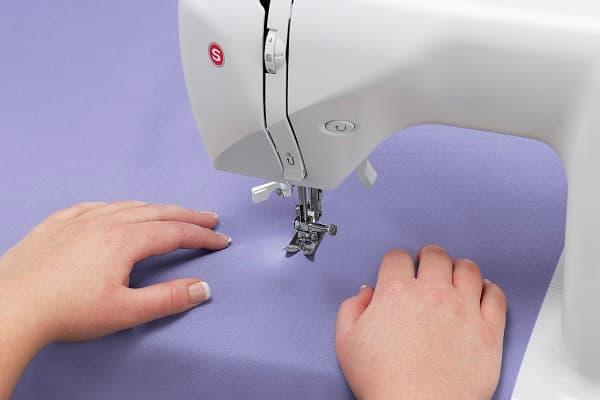 imparare a cucire a macchina